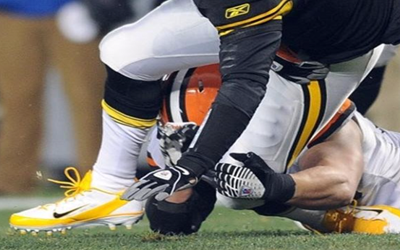 The 'Up Yours' Test To Diagnose Ankle Injury