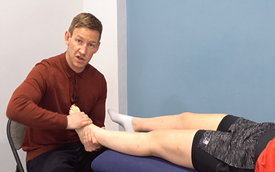 Ankle Injuries – When To Mobilise & When To Immobilise