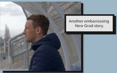 My Most Embarrassing New Grad Stories